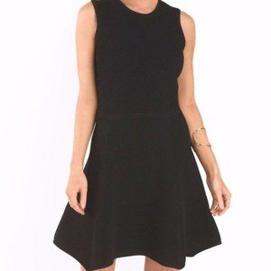 NWT Torn by Ronny Kobo Ribbed Little Black Dreas